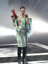 Return of the Inimitable Faye Wong