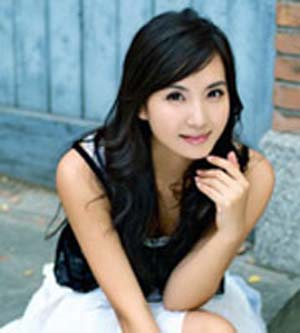 Chinese beautiful girl picture