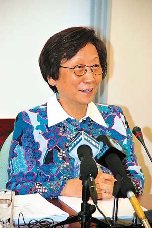 Susana Chou: Evergreen Stalwart on Macao's Political Stage