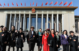 Women Deputies Gather for Fourth Session of 11th NPC