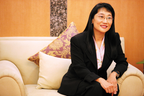Wang Xuehong has become Taiwan's richest. [chinabyte.com]