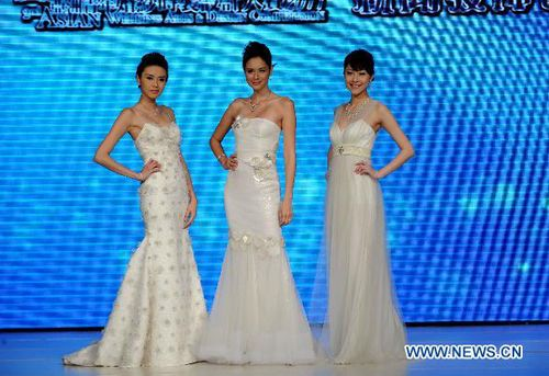 2nd Asian Wedding and Design Competition in Hong Kong - All China ...