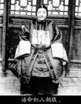 A woman courtier in official robes [culture.hebei.com.cn]