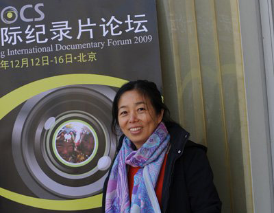 iDOCS Founder Struggles to Promote Documentaries - All China Women's