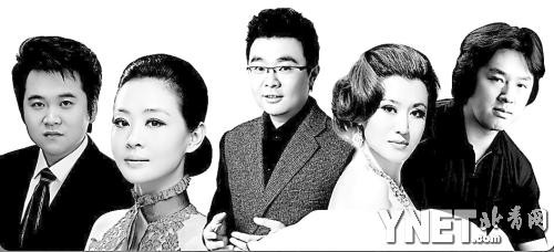 Zhongshan Park Music Hall will hold a concert to celebrate Women's Day on March 9, 2012.[Ynet.com]