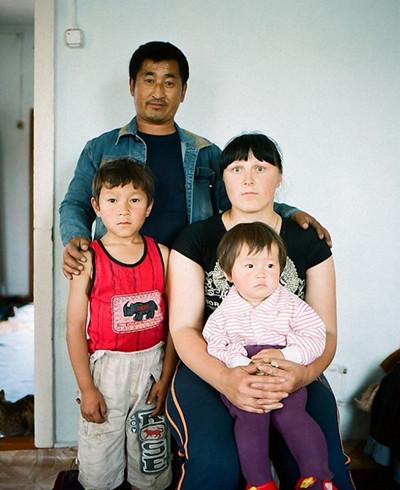 Russian women asian men