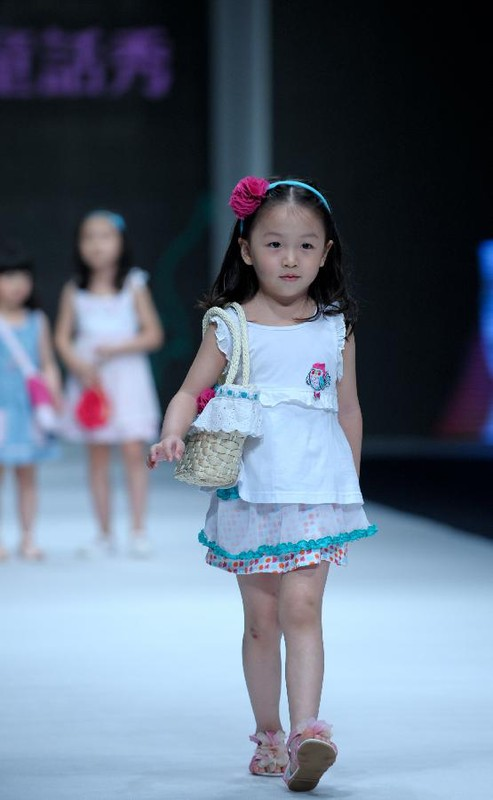 Children Present Creations In Taipei All China Women 39 S Federation
