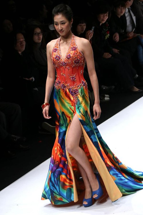 Popular Chinese Fashion Designers The fashion week which
