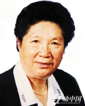 Chen Muhua serves as China's second female vice premier from March 1978 to May 1982. [forum.china.com.cn]