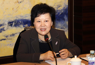 Tan Lin, Director of the Women's Studies Institute of China (WSIC) of the All-China Women's Federation (ACWF) [wsic.ac.cn]