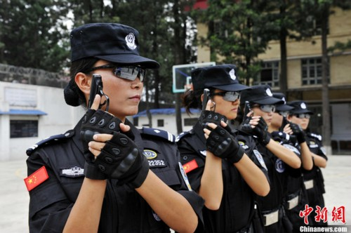 are women more effective police officers As of 2013, one in eight local police officers was female, including about one in   female officers were more effective at responding to violence against women,.