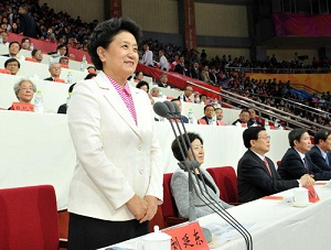 The sixth East Asian Games were declared open by China's vice premier Liu Yandong in the coastal city of Tianjin on Sunday. [roll.sohu.com]