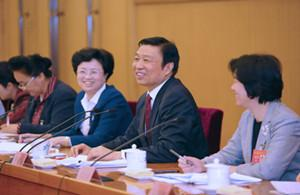 First Session of ACWF's 11th Executive Committee Meeting Held in Beijing