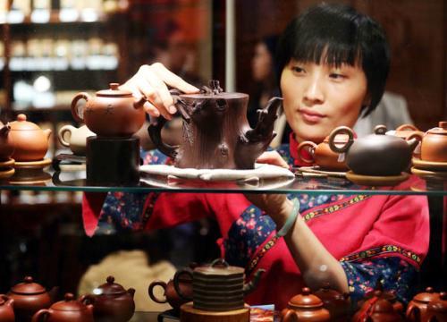 Chinese Tea Art - All China Women's Federation