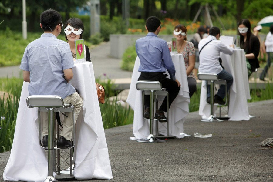 Chinese courtship