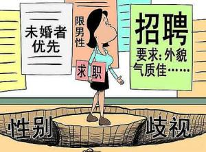 Netizens Say Childbearing Top Reason for Employment Gender Discrimination