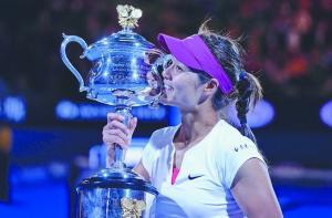 Chinese Laud Li Na after Australian Open Win
