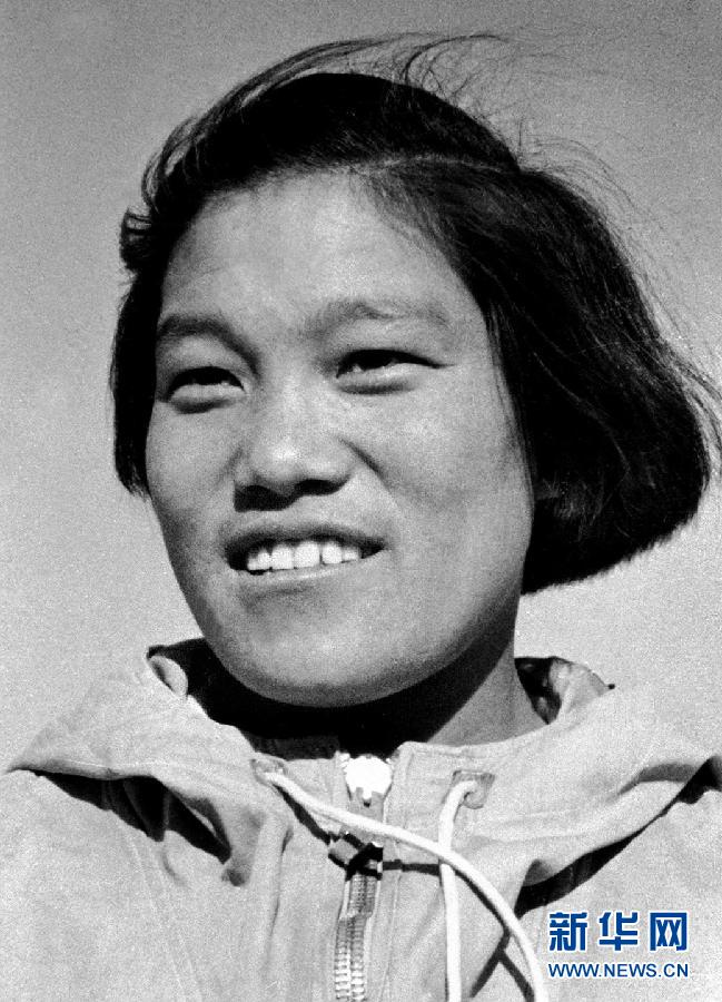 China's First Woman on Top of the World Passes Away