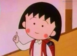 Anime Character Chibi Maruko Chan Honored With Residents Certificate In Japan
