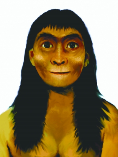 Experts Reconstruct Face of Ancient Woman