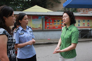 Community in Wuhan Holds Gathering to Mark Int'l Anti-Drug Abuse, Illicit Trafficking Day