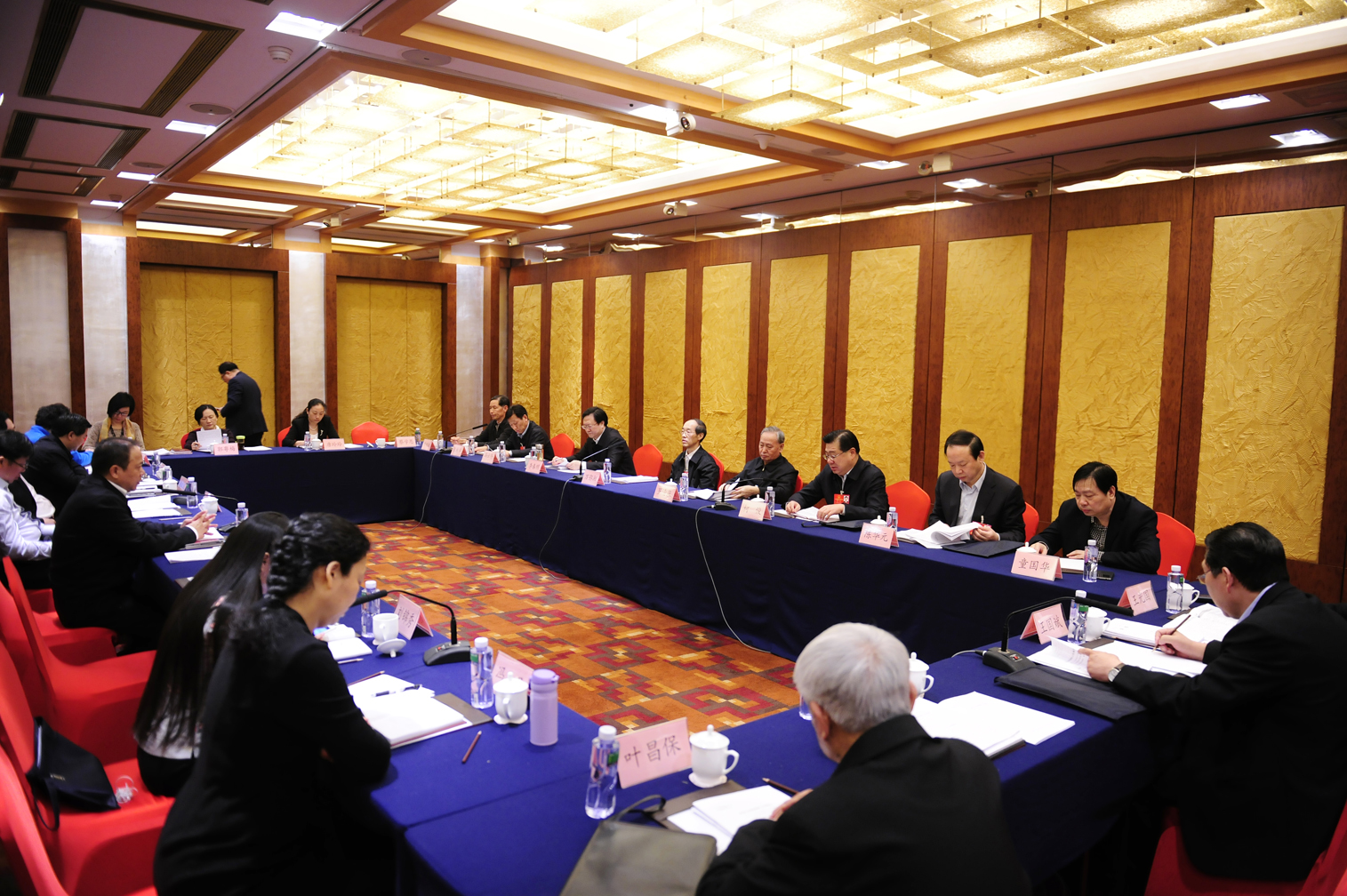 NPC Deputies Deliberate Over Work Report of Supreme People's Court and Procuratorate