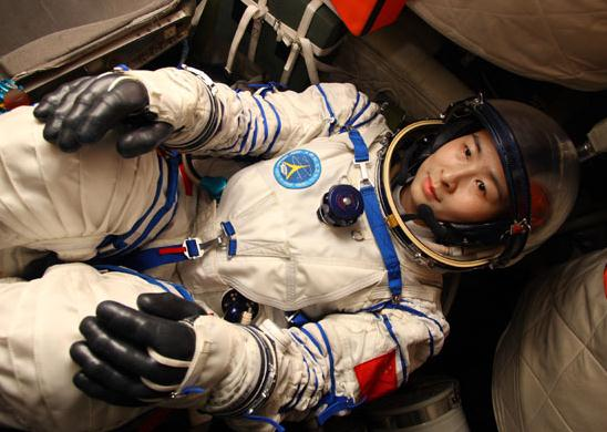 Liu Yang: Female Astronauts Ready to 'Hold Up Half Space ...