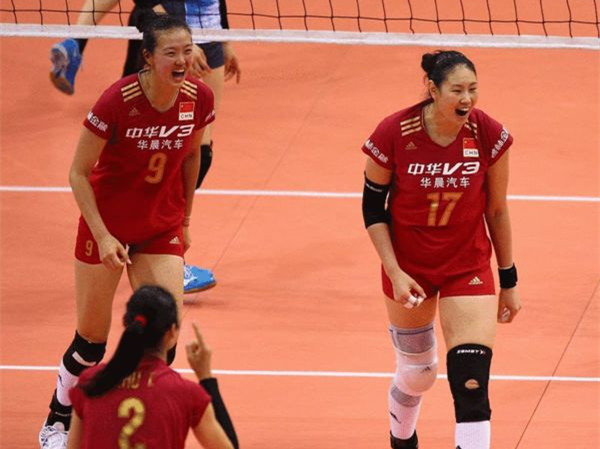 China Wins 3-0 Volleyball Victory Against Japan - All ...