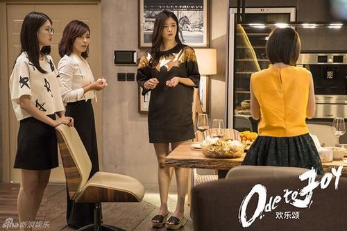 Top-Rated TV Drama Finds Popularity among Female College Grads