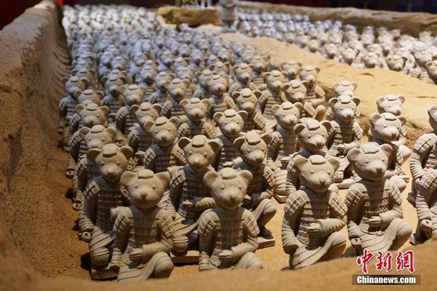 terracotta army essay