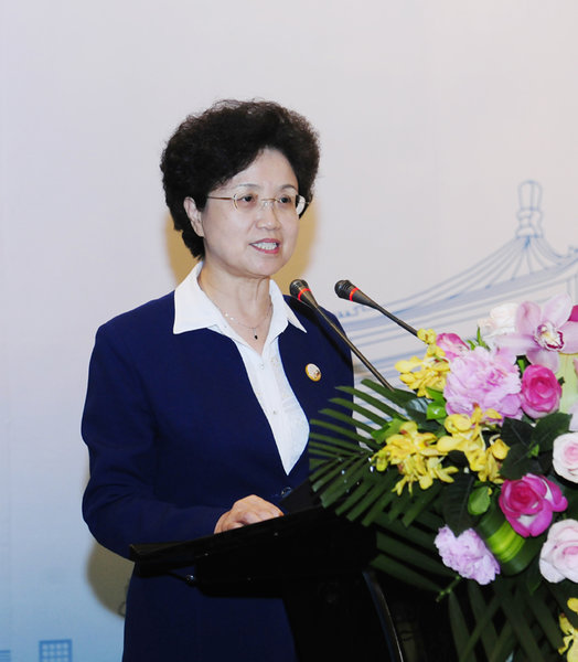 ACWF VP Highlights China's Efforts in Enhancing Women's Economic Empowerment at W20 Meeting