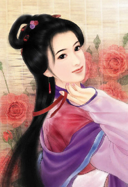 Diaochan: One of the 4 Beauties of Ancient China