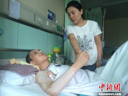 Woman Seeks Cure for Her Brother after Accident, Despite Huge Debts