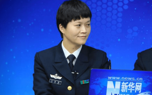 Wei Huixiao: China's 1st Female Navy Vice-Captain Sails to Success