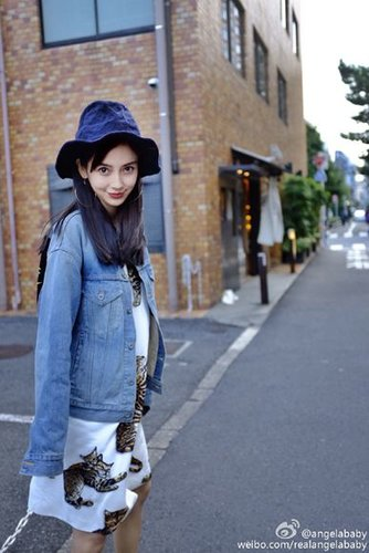 Chinese Celebrity Angelababy Is Pregnant