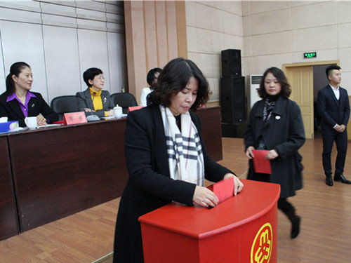 NE China's Liaoning Province Fosters Grassroots Female Officials in Local Leadership
