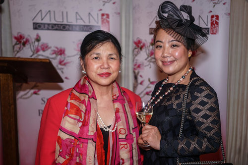 Chinese Women Win Mulan Awards in London