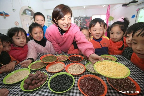Chinese Prepare for Laba Festival