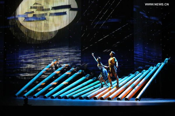 Chinese Dance Drama with 3D Effects Makes Debut in Singapore