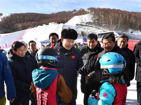 president xi jinping stresses preparation for beijing 2022 winter