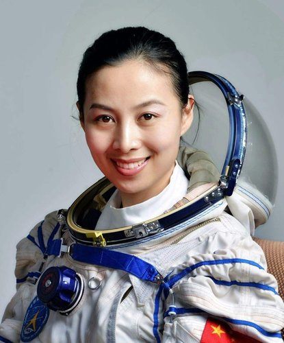 Meet the Women Behind China's Rocketing Space Industry ... Wang Yaping