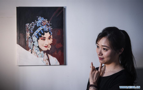 Kunqu Performer Wang Yueli Sparks Revival of Kunqu Opera in E China