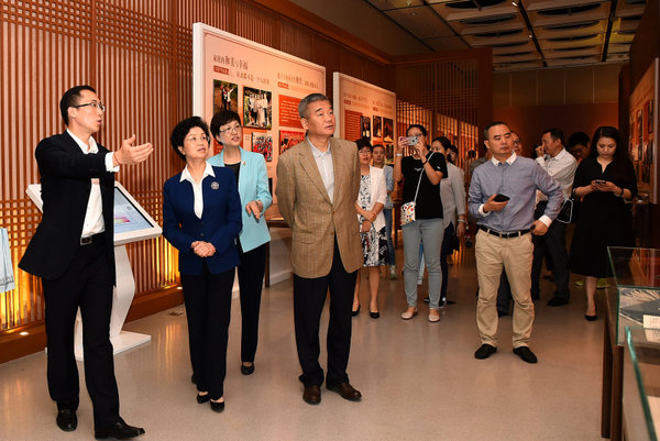 ACWF Launches Exhibition and Nationwide Lecture Tour to Promote Family Values