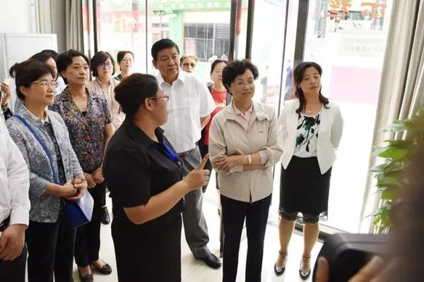 ACWF VP Urges Federation Reform to 'Show Flag', Consolidate Foundation, and Unite Efforts in Latest N China Inspection Tour