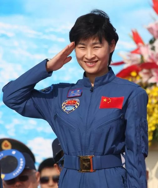 Astronaut Liu Yang: Balance Between Family and Career Helps Me Fly High