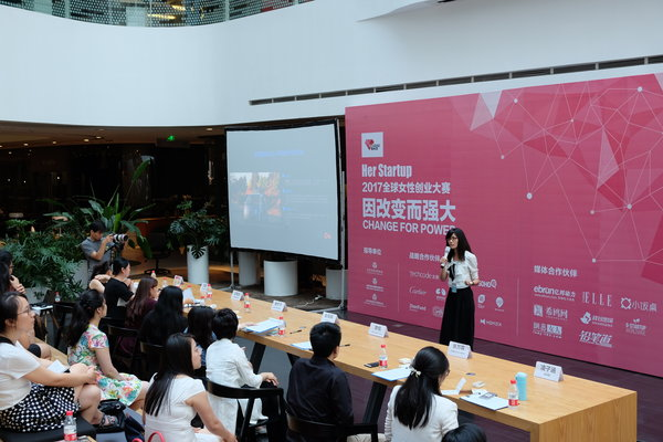 China Continues Search for Top Female-focused Entrepreneurs