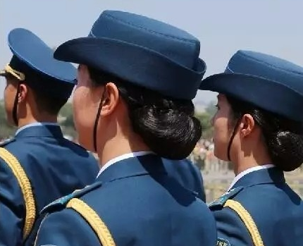 Female Honor Guards: Representing China at Home, Abroad