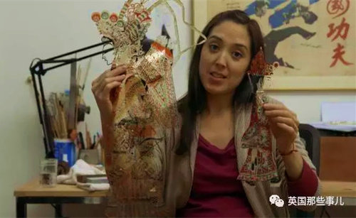 U.S. Woman Preserves Chinese Shadow Puppetry
