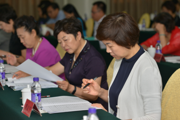 ACWF VP Highlights Reform at Latest Standing Committee Meeting