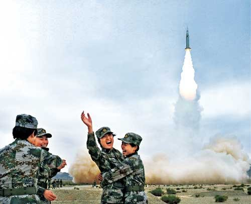 China's 1st All-female Missile Battalion: A Rising New Force